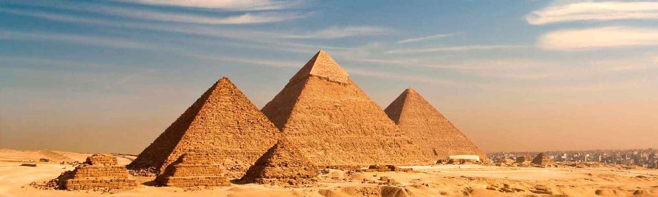 Curiosidades de la Gran Pirámide de Guiza